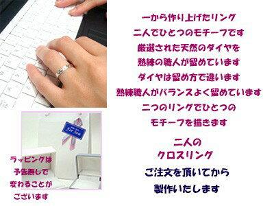 プラチナダイヤペアリングJewely工房ForSea【楽●天】店