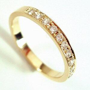 お得な2本セット価格送料無料ゴールドダイヤペアリング【刻印・文字彫り無料】結婚指輪・マリッジリング・記念日・ギフト