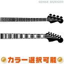 ロック 音楽 ステッカー ギター ベース ギタリスト ベーシス...
