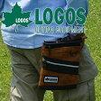 【送料無料】LOGOS ロゴス シザーバッグ ショルダーバッグ 2way アウトドア 【ネコポス】LOG0011