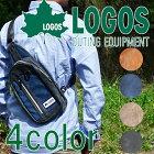 【送料無料】LOGOSロゴスボディーバッグ丸型ワンショルダーアウトドア【ネコポス】【あす楽】LOG-0012