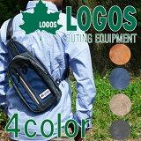 ボディーバッグ送料無料 ネコポス LOGOS ロゴス log0012