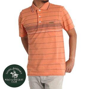 シニア メンズ ポロシャツ 半袖 服 シニアファッション 部屋着 40代 50代 60代 70代 80代 ゴルフ ゆった...
