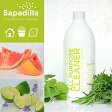 【高品質ハウスクリーニングブランドの多用途クリーナー(希釈タイプ)】Sapadilla ALL PURPOSE CLEANERサパディーラ オールパーパス クリーナー頑固な汚れも落とす!植物由来原料使用 生分解性100%フリーマム