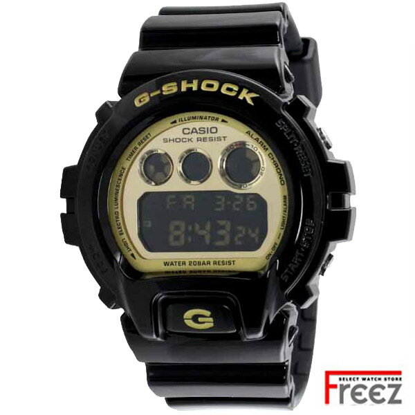 腕時計, メンズ腕時計  CASIO G-SHOCK G- Crazy Colors DW-6900CB-1 BLACKGOLD
