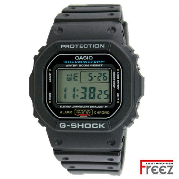 カシオ G-SHOCK DW5600E-1V