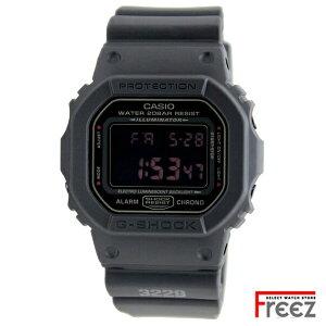 カシオ CASIO ジーショック メンズ 腕時計 G-SHOCK MAT BLACK RED EYE マッドブラック レッドアイDW-5600MS-1【あす楽】