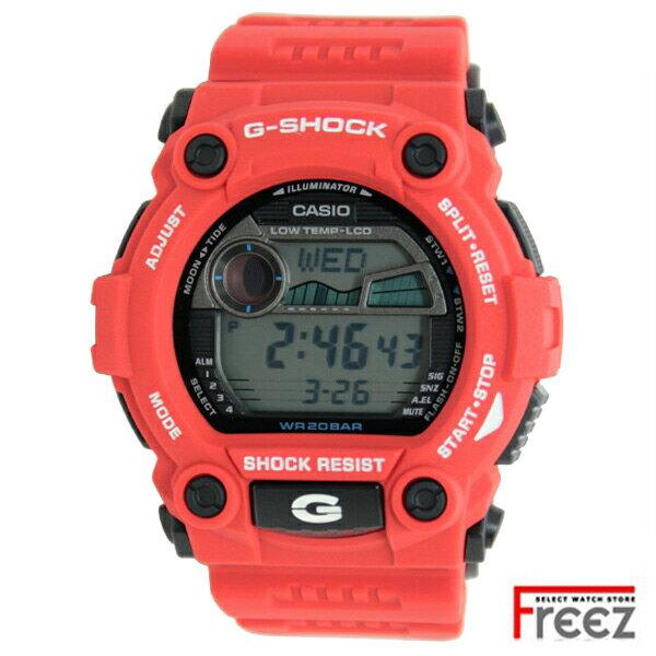 CASIO Watches CASIO G-SHOCK RED G-7900A-4