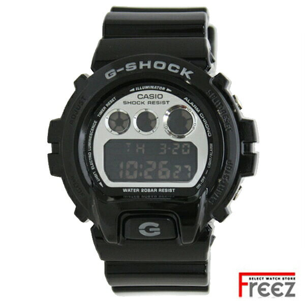 腕時計, メンズ腕時計 CASIO G-SHOCK G- Metallic Colors DW-6900NB-1