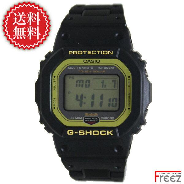 腕時計, メンズ腕時計 CASIO G-SHOCK Bluetooth GW-B5600BC-1