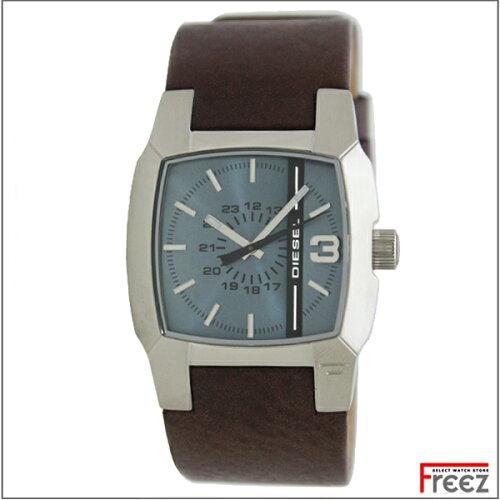 DIESEL ディーゼル 時計 DZ1123男女兼用 BROWNレザー