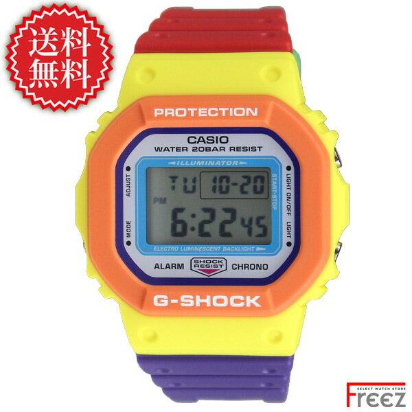 腕時計, メンズ腕時計  CASIO G-SHOCK Psychedelic Multi Colors DW-5610DN-9