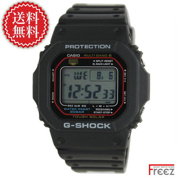 CASIO カシオ G-SHOCK 電波 ソーラー G-ショックジーショック 時計 GW-M5610-1 【電波時計】【あす楽】