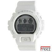 CASIO カシオ G-SHOCK 白 ホワイト ジーショック 時計 メンズ ジーショック Metallic Colors メタリックカラーズ DW-6900NB-7 【あす楽】