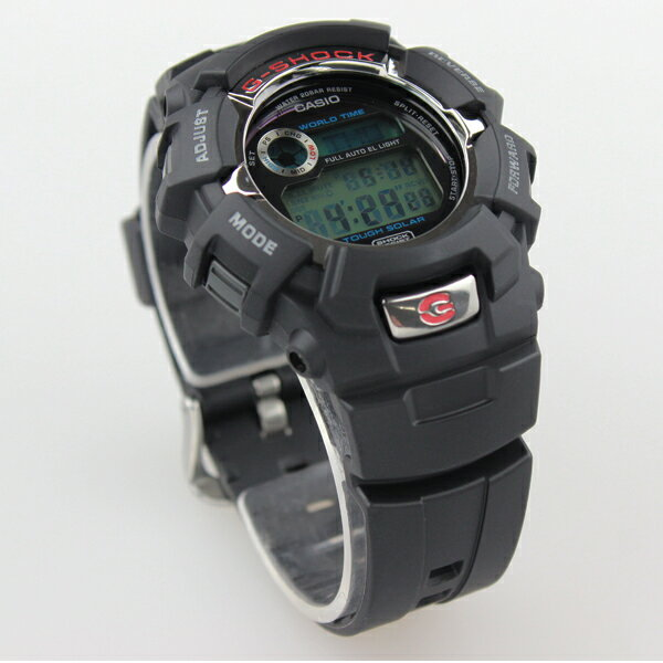 【エントリーでポイント5倍】CASIO G-SHOCK ジーショック メンズ 腕時計 タフソーラー G-2310R-1 【あす楽】