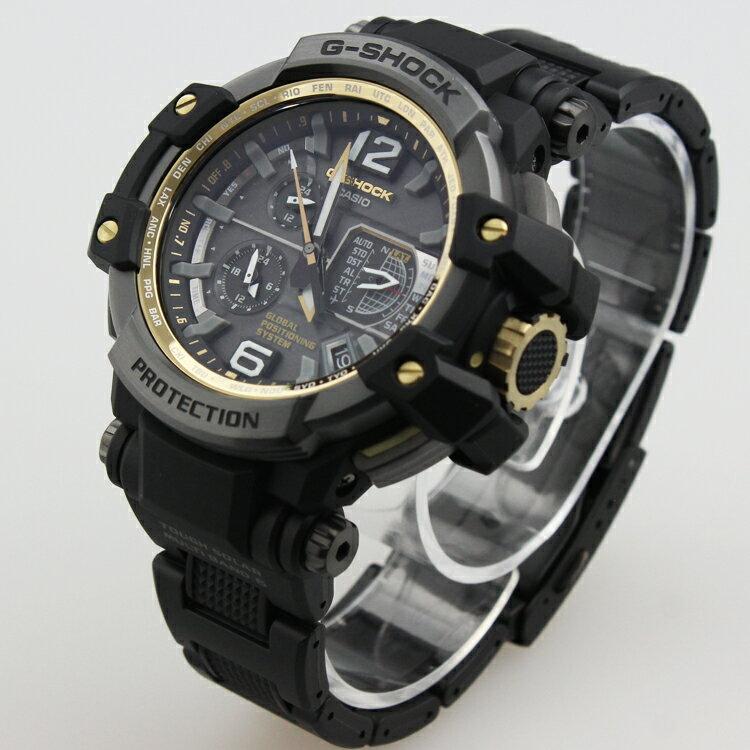 【国内正規品】カシオ G-SHOCK メンズ 腕時計 ジーショック GPSハイブリッド 電波 ソーラー GPW-1000FC-1A9JF 電波ソーラー 【あす楽】