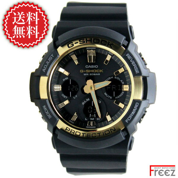 【エントリーでポイント5倍】カシオ CASIO G-SHOCK ジ-ショック 腕時計 メンズ タフソーラー ソーラー 時計 GAS-100G-1A【あす楽】