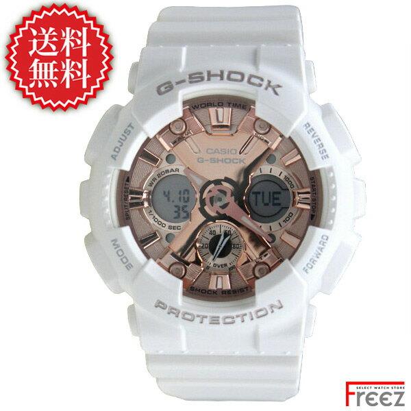 腕時計, メンズ腕時計 CASIO G-SHOCK S GMA-S120MF-7A2