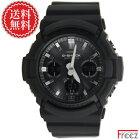 CASIO/G-SHOCK/G-ショック/メンズ腕時計/電波/GAW-100B-1A/黒