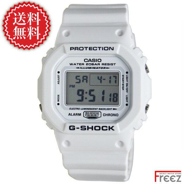 腕時計, メンズ腕時計 CASIO G-SHOCK Marine Whitema DW-5600MW-7