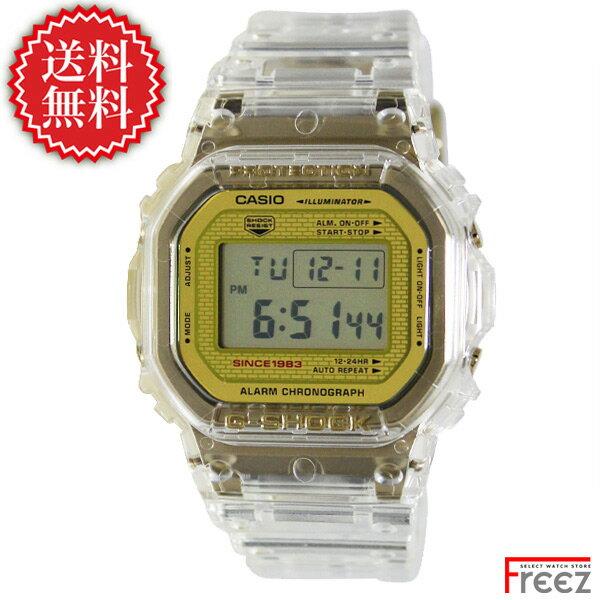 腕時計, メンズ腕時計 CASIO G-SHOCK ANNIVERSARY LIMITED MODELS 35 GLACIER GOLD DW-5035E-7