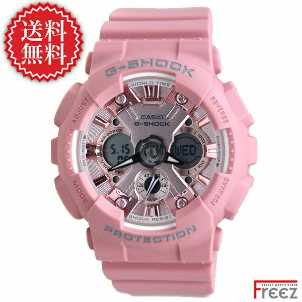 腕時計, メンズ腕時計 CASIO G-SHOCK S GMA-S120DP-4A
