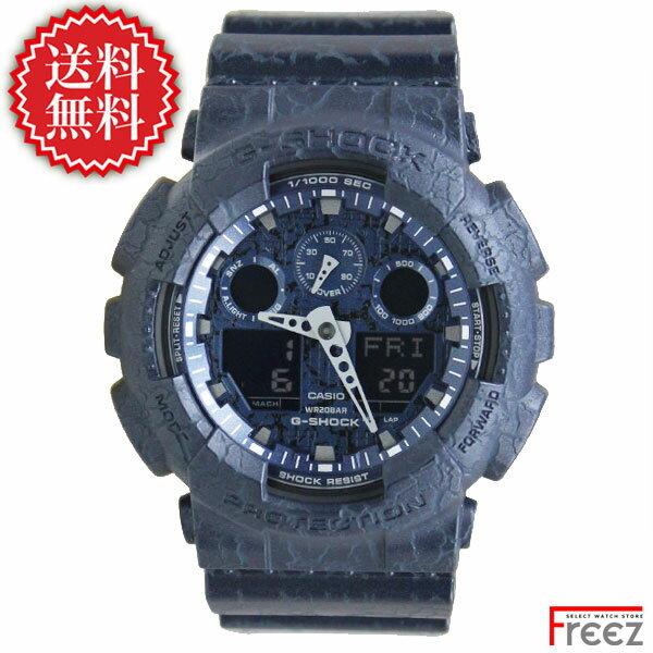 腕時計, メンズ腕時計  G-SHOCK Cracked PatternGA-100CG-2A
