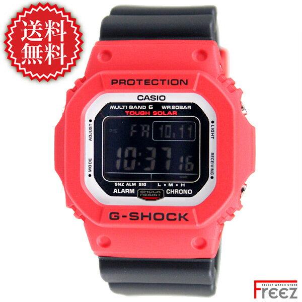 CASIO G-SHOCK Red watch CASIO G-SHOCK BLACKRED G...