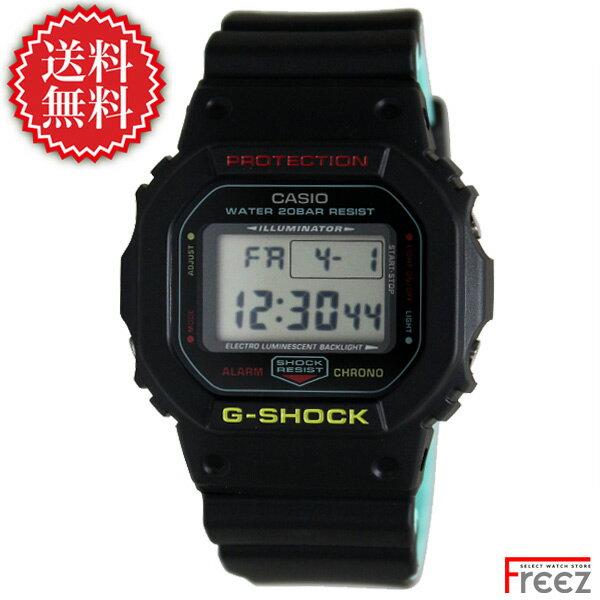 腕時計, メンズ腕時計 CASIO G-SHOCK Breezy Rasta Color DW-5600CMB-1