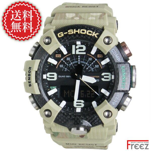 腕時計, メンズ腕時計 CASIO G-SHOCK G MUDMASTER BRITISH ARMY GG-B100BA-1A