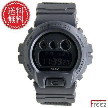 【国内正規品】カシオ G-SHOCK ジーショック 腕時計 メンズ Military Black(ミリタリーブラック) DW-6900BBN-1JF【あす楽】【送料無料】