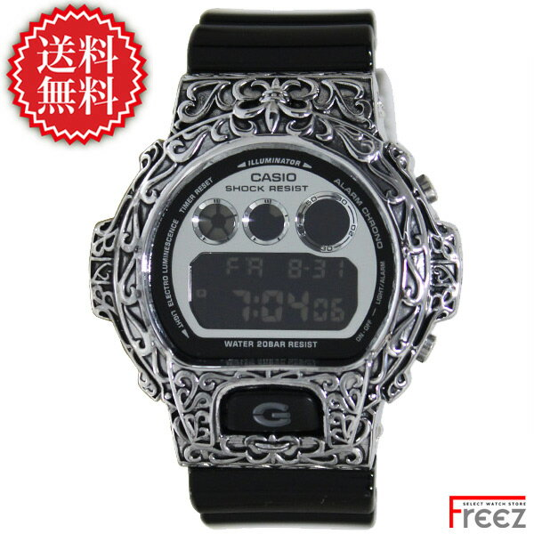 腕時計, メンズ腕時計 G-SHOCK G-SHOCK Metallic Colors G DW-6900NB-1 G-CUSTOM SET