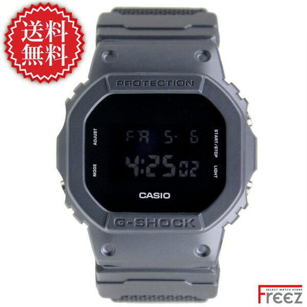 CASIOG-SHOCK時計ジーショックMilitaryBlackミリタリーブラックDW-5600BBN-1   あす楽