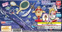 【定形外対応】 美少女戦士セーラームーン セーラームーンスティック&ロッド5 4種セット