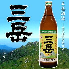 三岳25度1800ml三岳酒造本格芋焼酎