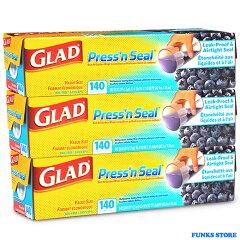 マジックラップ GLAD 簡易密閉 ラップ コストコ costco 通販 グラッド Press 【着後レビューで...