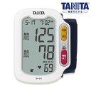 健康習慣 タニタ 手首式血圧計 BP-213 低室温お知らせ機能(255bo37)健康保持 ダイエットケアー 毎日元気 おすすめ(花言葉が感謝のバラの花(造花)を添えて)