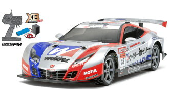 RC Kit 57814 Tamiya XB Weider HSV-010
