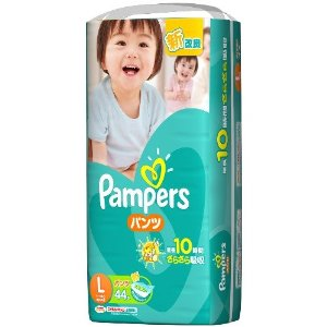 ★ paper diaper pants pampers /Pampers ★ pampers fit pants L42-4 pieces