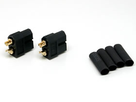 RC model parts SGC-44F XT60 connectors (black) Metz 2 on general electrical equipment for light conversion connector