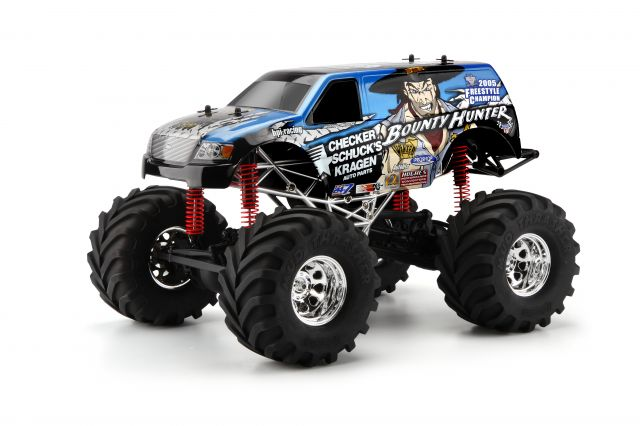 17002 HPI バウンティーハンター 4x4 bodies (Willy King)