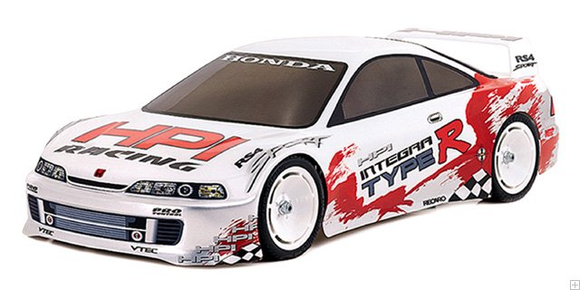 HPI 7043 Integra type R body (190 mm)