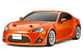 ★ popular new products ★ RC RC model Tamiya /TAMIYA 58530 Tamiya Toyota 86 TA06 chassis 1 / 10 electric RC car| No.530