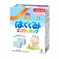 Morinaga eco probably Pack refill nourished for bag 400 g x 2 pieces