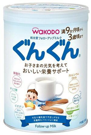 Wako follow up milk steadily 850 g