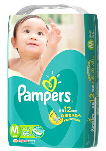 Club Pack of Pampers M size 128 + 4 pieces (6-11 kg)