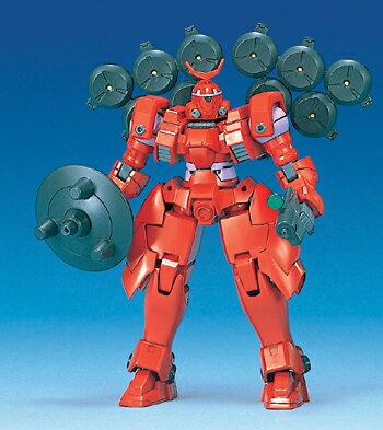プラモデル・模型, ロボット W WF08 1144 OZ-00MSX2