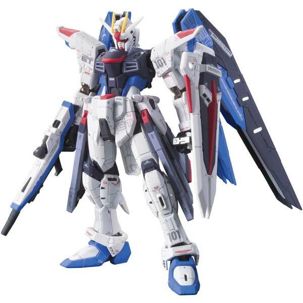 プラモデル・模型, ロボット RG 1144 ZGMF-X10