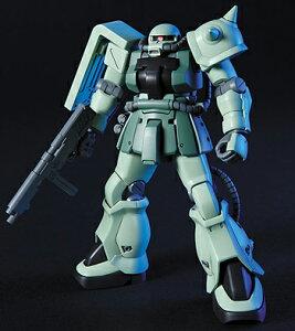 HGUC 105 1/144 MS-06F-2 ザクIIF2型 (ジオン軍仕様) 《プラモデル》 【05P24Aug12】