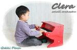 CleraミニピアノMP1000−25Kブラック・ホワイト・レッド・ピンク